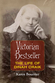 Cover image for Victorian Bestseller: The Life of Dinah Craik