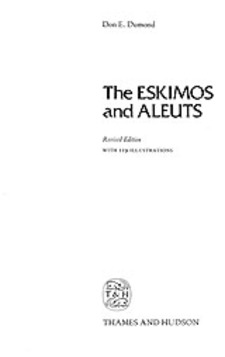Cover image for The Eskimos and Aleuts