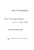 Cover image for The correspondence, Vol. 4