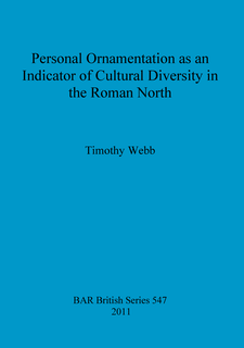 Cover image for Personal Ornamentation as an Indicator of Cultural Diversity in the Roman North