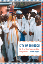 Cover image for City of 201 gods: ilé-ifè in time, space, and the imagination