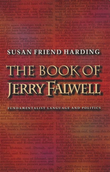 Cover image for The book of Jerry Falwell: fundamentalist language and politics