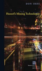 Cover image for Husserl's missing technologies