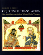 "Cover image for Objects of translation: material culture and medieval ""Hindu-Muslim"" encounter"