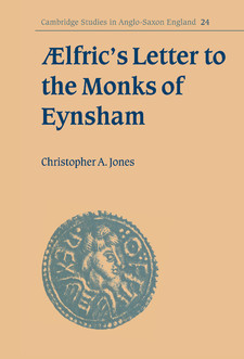 Cover image for Ælfric's letter to the monks of Eynsham