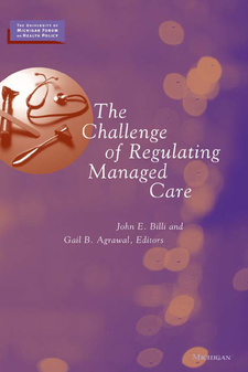 Cover image for The Challenge of Regulating Managed Care
