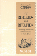 Cover image for Of revelation and revolution, Vol. 1