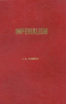 Cover for Imperialism: a study