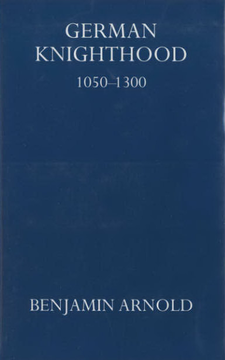 Cover image for German knighthood 1050-1300
