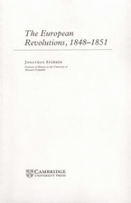 Cover image for The European revolutions, 1848-1851