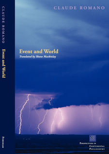 Cover image for Event and world