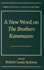 Cover image for A new word on The brothers Karamazov