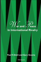 Cover image for War and Peace in International Rivalry