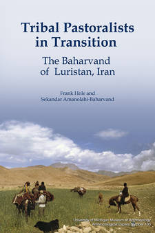 Cover image for Tribal Pastoralists in Transition: The Baharvand of Luristan, Iran