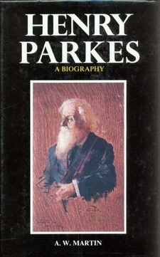 Cover image for Henry Parkes: a biography