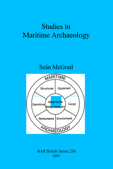Cover image for Studies in Maritime Archaeology