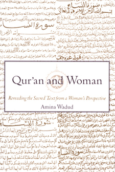 Cover image for Qur'an and woman: rereading the sacred text from a woman's perspective