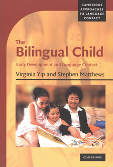 Cover image for The bilingual child: early development and language contact