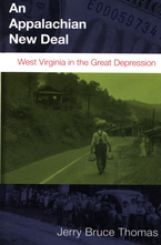 Cover image for An Appalachian New Deal: West Virginia in the Great Depression