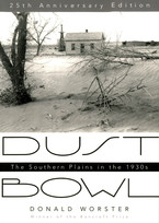 Cover image for Dust Bowl: the southern Plains in the 1930s