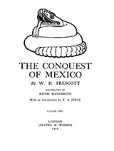 Cover image for Conquest of Mexico, Vol. 2