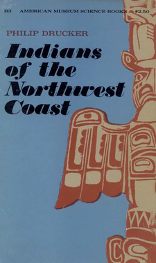 Cover image for Indians of the Northwest coast