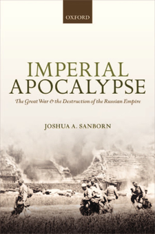 Cover image for Imperial apocalypse: the Great War and the destruction of the Russian empire