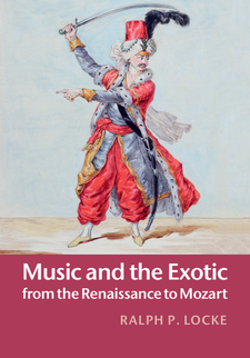 Cover image for Music and the exotic from the Renaissance to Mozart