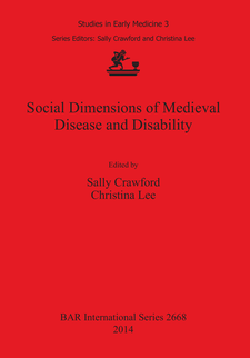 Cover image for Social Dimensions of Medieval Disease and Disability