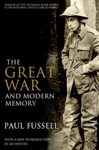 Cover image for The Great War and modern memory