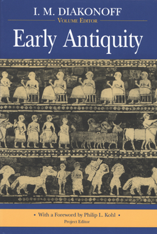 Cover image for Early antiquity