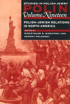 Cover image for Polish-Jewish relations in North America