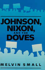 Cover image for Johnson, Nixon, and the Doves