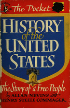 Cover image for The pocket history of the United States