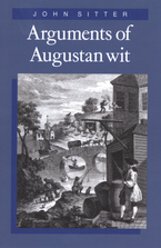 Cover image for Arguments of Augustan wit