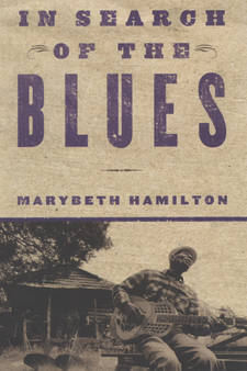 Cover image for In search of the blues