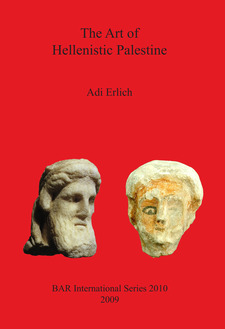Cover image for The Art of Hellenistic Palestine