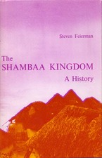 Cover image for The Shambaa kingdom: a history.