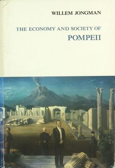 Cover for The economy and society of Pompeii