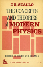 Cover image for The concepts and theories of modern physics