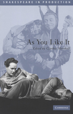 Cover image for As you like it