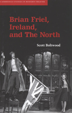 Cover image for Brian Friel, Ireland, and the North
