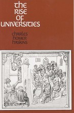 Cover image for The rise of universities