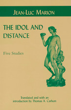 Cover image for The idol and distance: five studies
