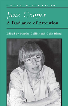 Cover image for Jane Cooper: A Radiance of Attention