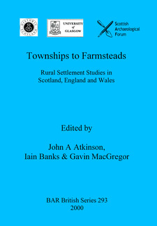 Cover image for Townships to Farmsteads: Rural Settlement Studies in Scotland, England and Wales