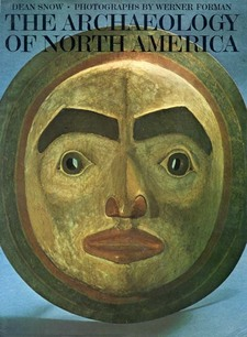 Cover for The archaeology of North America