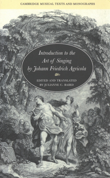 Cover image for Introduction to the art of singing