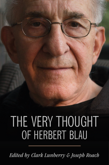 Cover image for The Very Thought of Herbert Blau