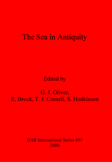 Cover image for The Sea in Antiquity